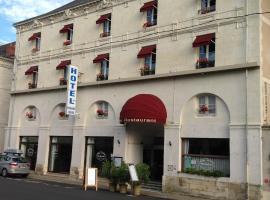 샤텔로에 위치한 호텔 Hôtel L'Univers