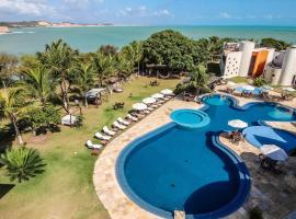 Sun Bay Pipa Hotéis, hotel in Pipa