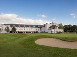 Hilton Belfast Templepatrick, hotel in zona Aeroporto Internazionale di Belfast - BFS, Templepatrick