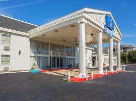 Motel 6-Vicksburg, MS, hôtel à Vicksburg