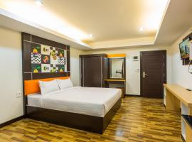 The Ring Residence, hotel in Hat Yai