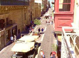 Luciano Valletta Boutique, homestay in Valletta