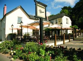 The Malvern Hills Hotel, hotel in Great Malvern