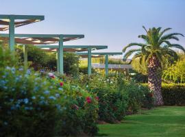 Nereids Apartments, family hotel in Sitia