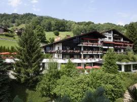 Hotel Alpenhof Messmer, Hotel in Schruns-Tschagguns
