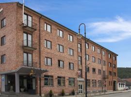 Best Western Plus Gyldenlove Hotell, hotell i nærheten av Gaustatoppen på Kongsberg