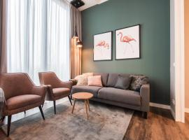 Short Stay Group NDSM Serviced Apartments Amsterdam, Ferienwohnung in Amsterdam