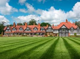 Petwood Hotel, hotel in Woodhall Spa