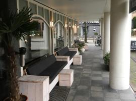 Hotel Restaurant de Jonge Heertjes, отель в Алсмере
