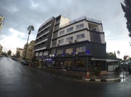 Asty Hotel, hotel a Nicosia