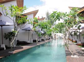 Jali Resort - Gili Trawangan, three-star hotel in Gili Trawangan