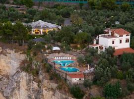 Hotel Villa Lubrense, hotell i Massa Lubrense