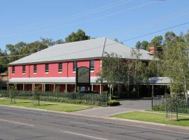 The Lawson Riverside Suites, motel in Wagga Wagga