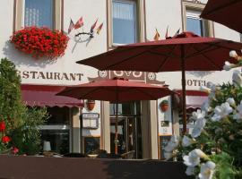 Hotel Krone Rüdesheim, Hotel in der Nähe von: Salzkopf, Rüdesheim am Rhein