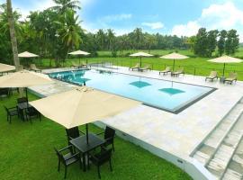 Miracle Resorts & Villas, отель в Полоннаруве