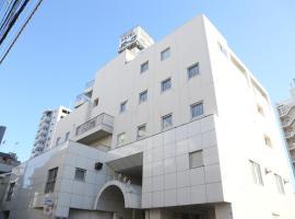 Kawasaki Hotel Park, hotel in Kawasaki