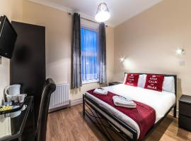 Hellenic Hotel by Saba, hotel near Olympia Exhibition Centre, London
