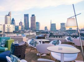 Montcalm Royal London House-City of London, hotel with jacuzzis in London