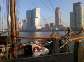 Marie Galante Holiday Boat, boat in Rotterdam