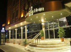 Grand Ezel Hotel, отель в Мерсине