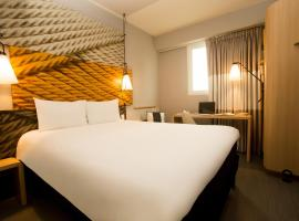 Ibis Lima Reducto Miraflores, pet-friendly hotel in Lima