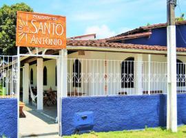 Pousada de Santo Antônio, hotel na Ilha de Boipeba