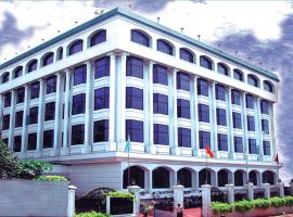 Royal Fort Hotel, hotel in Visakhapatnam