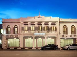 Hotel Clover 769 North Bridge Road (SG Clean), hotel near Mustafa Center, Singapore