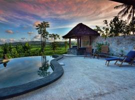 Villa Blue Steps, vila di Yogyakarta