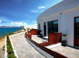 Simon Studios and Apartments, pet-friendly hotel in Sitia