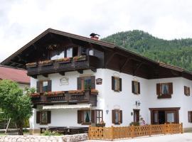 Haus Renate by DEVA, Ferienwohnung in Reit im Winkl
