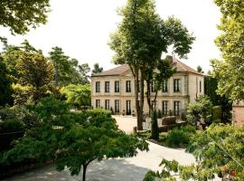 Domaine d'Auriac - Relais & Châteaux, hotel in Carcassonne