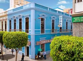 Hostal Kasa, guest house in Las Palmas de Gran Canaria