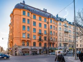 City Hostel, vandrerhjem i Stockholm