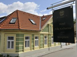 MÖRWALD Hotel Villa Katharina, Hotel in der Nähe von: Schloß Grafenegg, Feuersbrunn