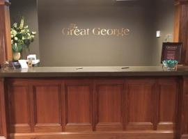 The Great George, hotel in Charlottetown