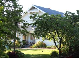 Browns Boutique Bed and Breakfast, hotel in Whanganui