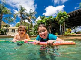 Hervey Bay Tourist Park, hotel in Hervey Bay