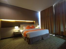Grand Alora Hotel, hotel in Alor Setar