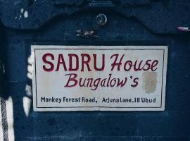 Sadru House, pet-friendly hotel in Ubud