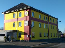 Rheinauer Hof - Das Hotel am Riedweg, hotel di Mannheim