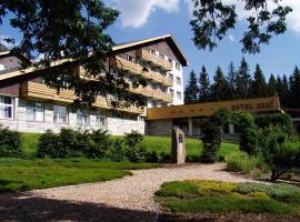 Hotel Srní, hotel in Srní