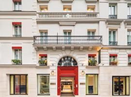 Hôtel Beauchamps, hotel in Paris