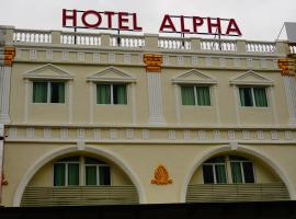Hotel Alpha, hotel di Bukit Mertajam