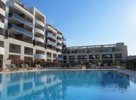 Résidence Néméa Le Lido, hotel near Nice Côte d'Azur Airport - NCE,