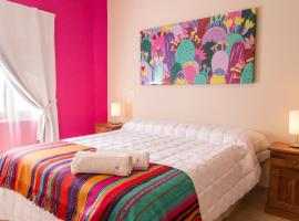 Las Tulmas Apart Hotel, serviced apartment in Salta