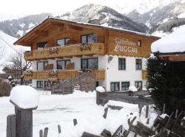Apartment Gästehaus Luggau, hotel in Rauris