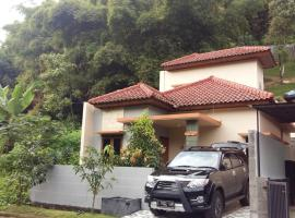 Villa Roemi, villa in Bandung