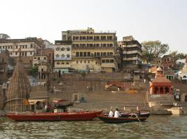 Scindhia Guest House, B&B in Varanasi