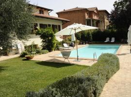 Hotel Rutiliano, hotel in Pienza